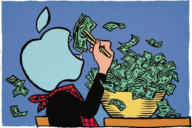 apple fraude fiscale italie