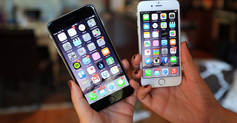 apple iPhone amoled