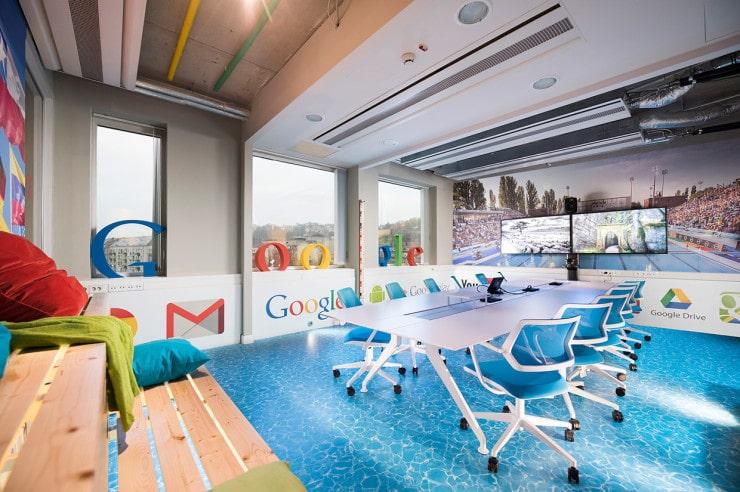 bureau google