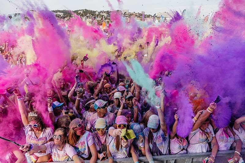 color run 2015 honor