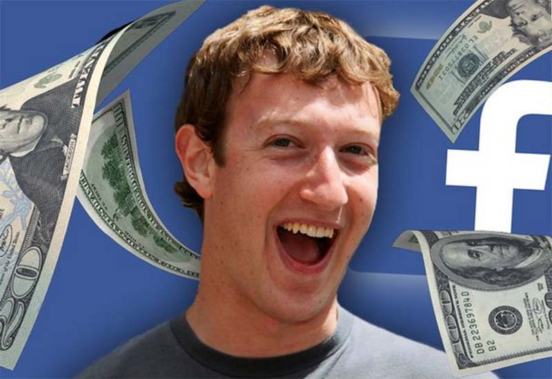 facebook canular millions mark zuckerberg