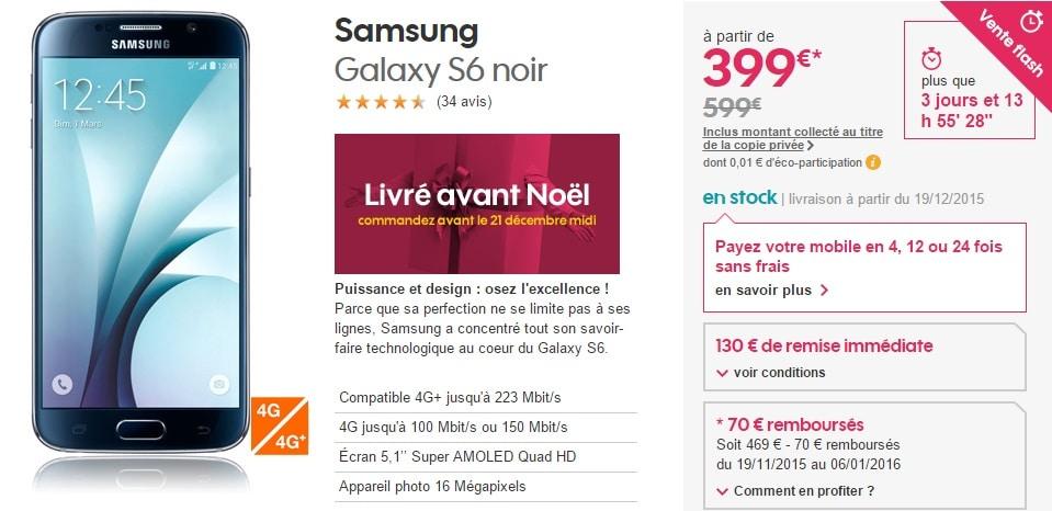 Galaxy S6 Sosh
