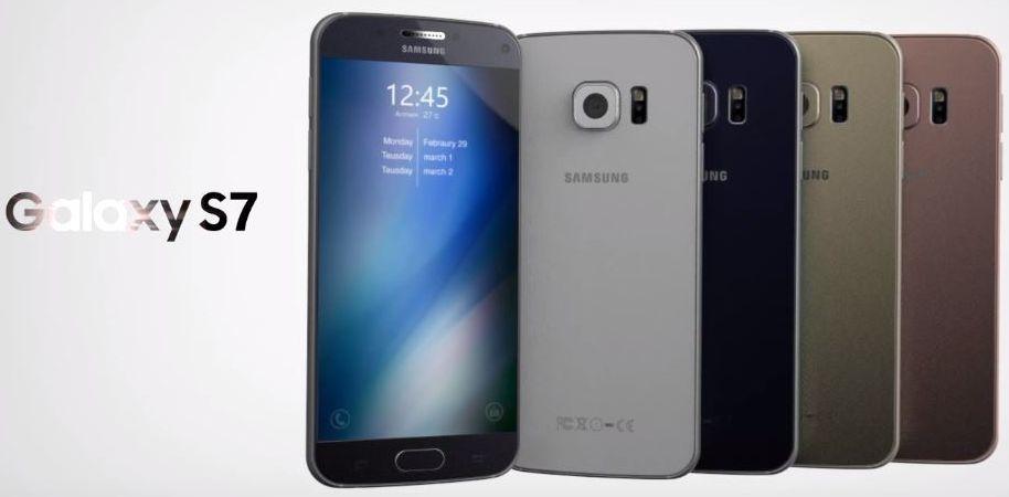 Galaxy S7 concept video