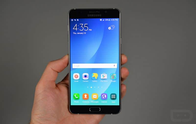Galaxy Note 5 meilleure phablette