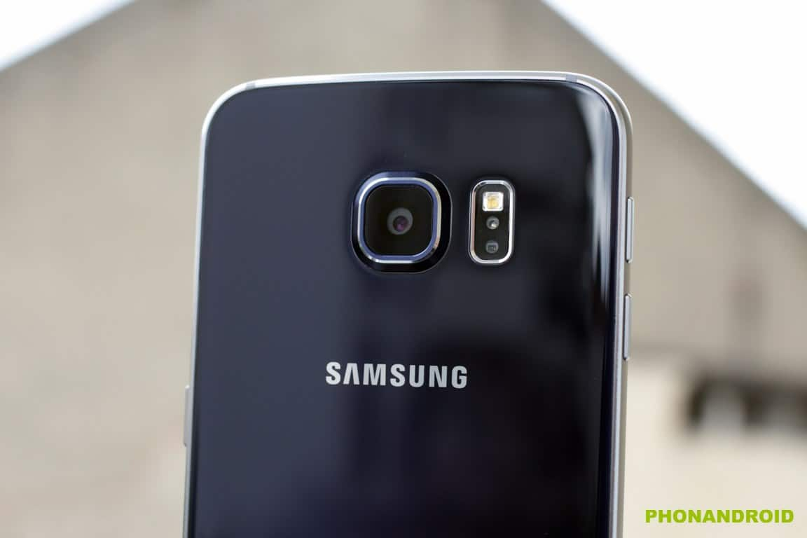 Galaxy S6 Edge court metrage