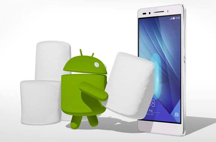 honor 7 beta android marshmallow