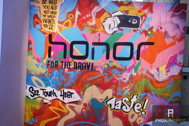 honor 7 logo art
