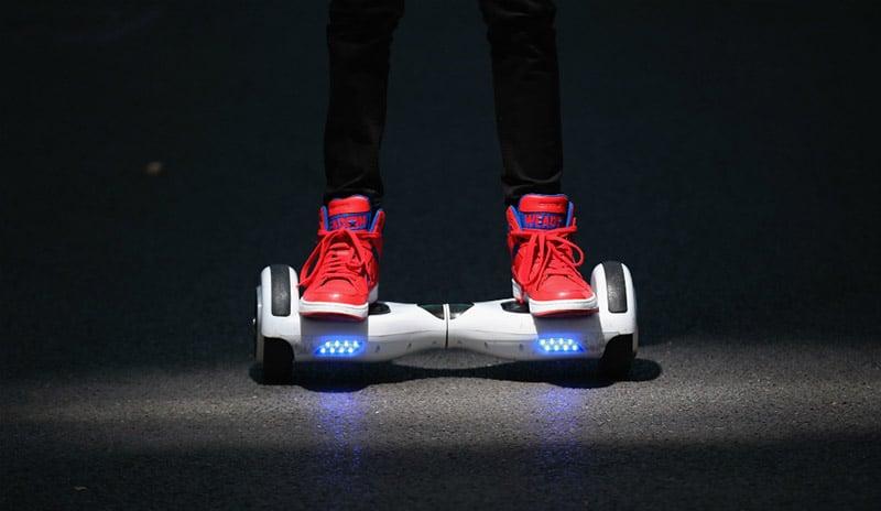 hoverboard pretre