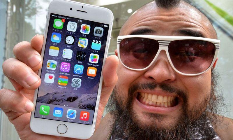 iPhone 6S ventes smartphones