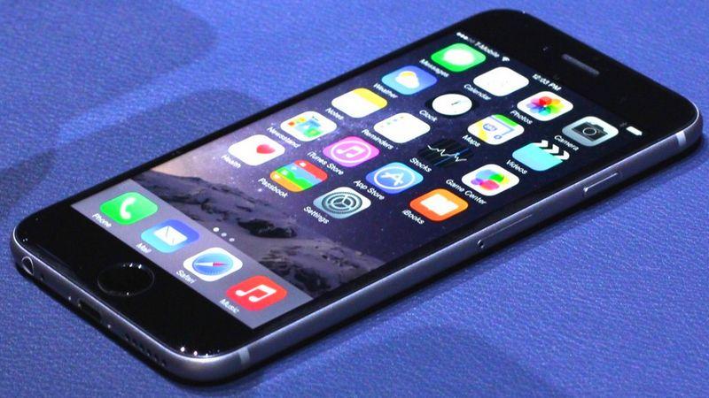 iPhone 6S switch