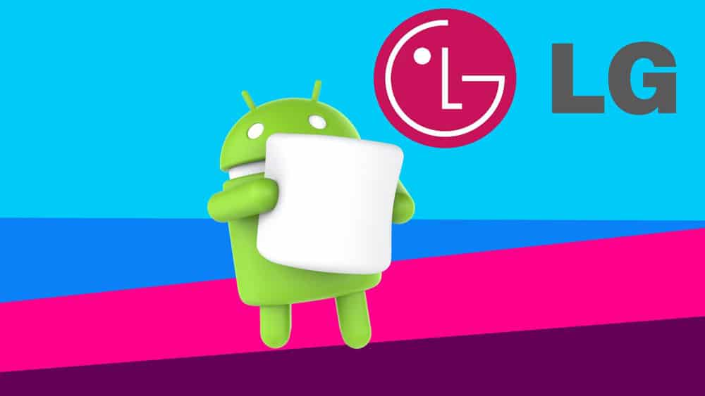 lg g3 android marshmallow