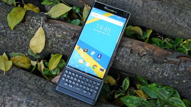 mise a jour blackberry priv