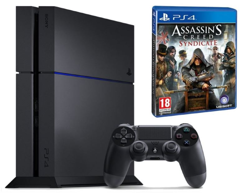 pack ps4 assassins creed syndicate