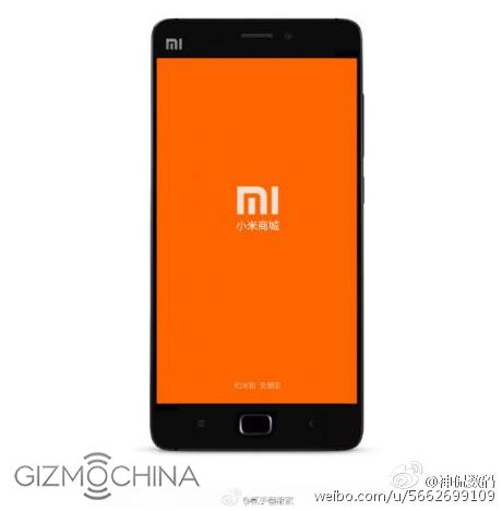 rendu Xiaomi Mi5