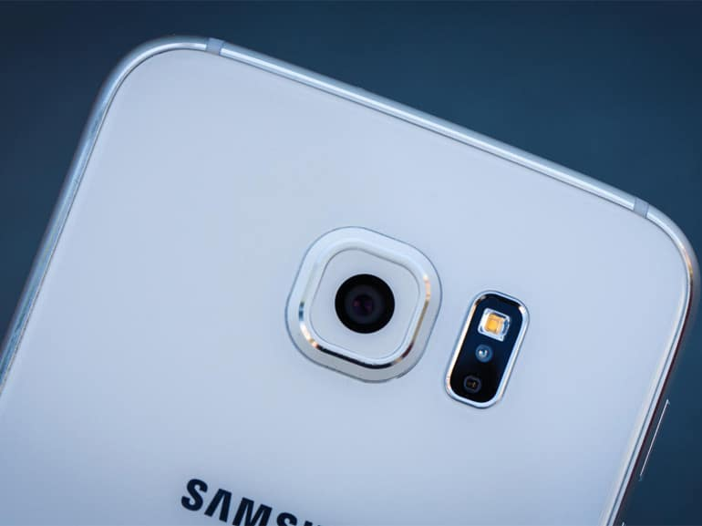 samsung capteurs photo interchangeables