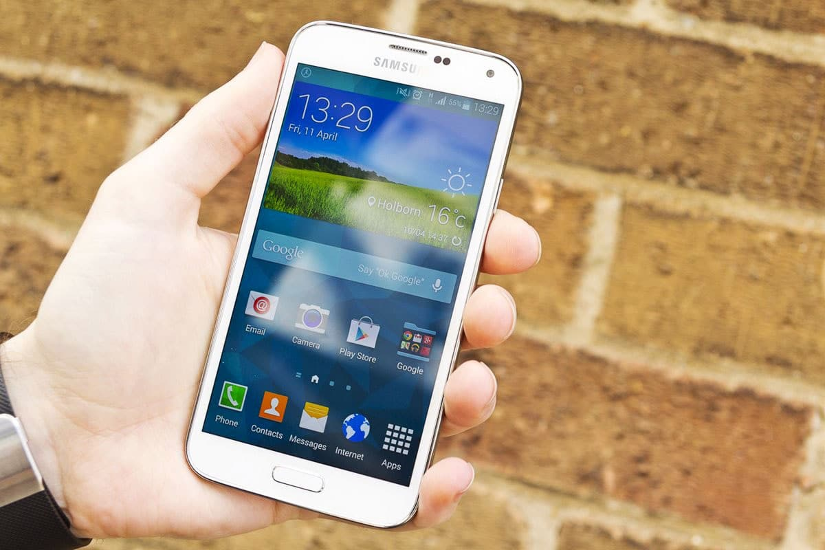 samsung galaxy s5 android 6 marshmallow