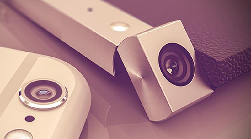 smartphone chinois appareil photo rotatif