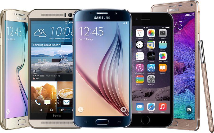 smartphones 2015 chiffres