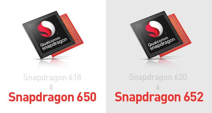 snapdragon 650 652