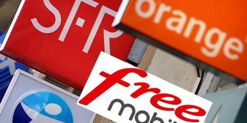Free, SFR, Orange et Bouygues Telecom relancent la guerre des prix !