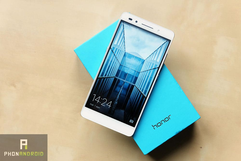 test honor 7