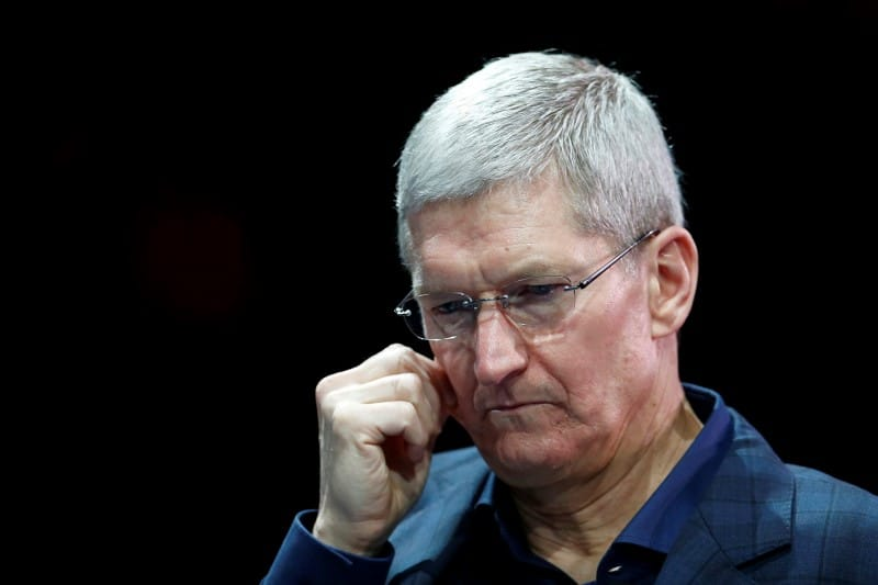 apple enerve impots tim cook conneries politiques