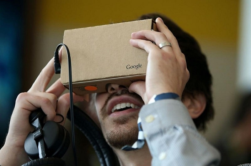 Cardboard-de-Google