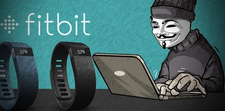 Fitbit nie toute intrusion