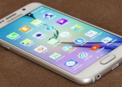 Galaxy S6 mise à jour