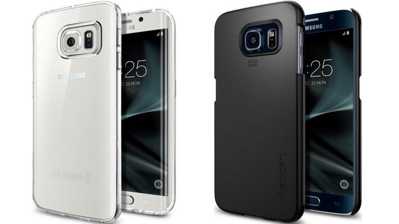 Galaxy S7 rendus housses