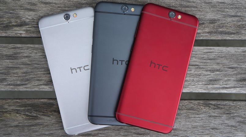 HTC One A9 test dxomark