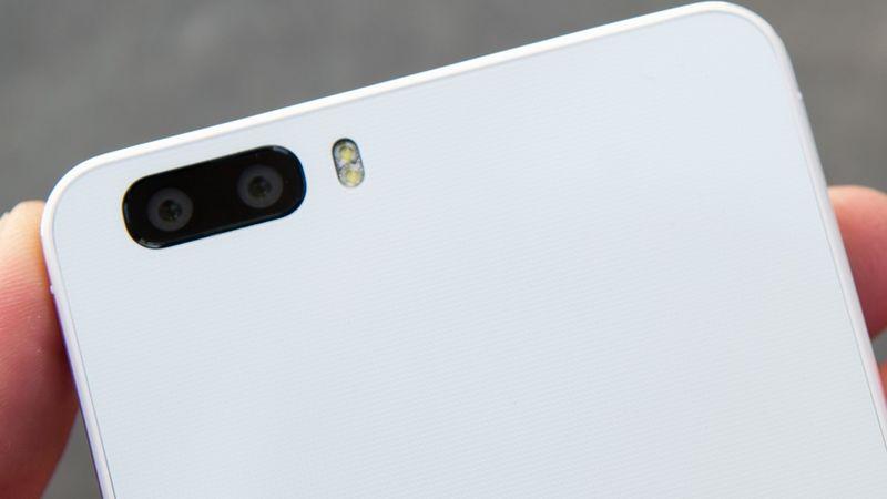 Huawei P9 dual camera