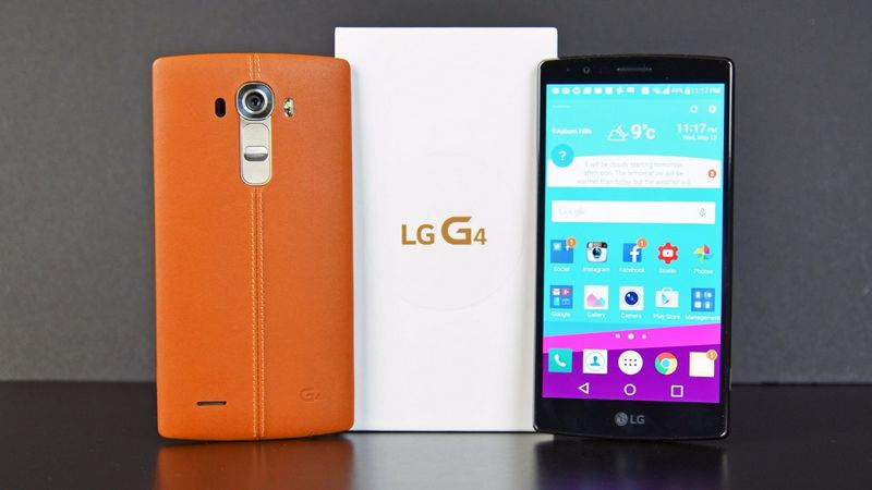 LG G4 bug