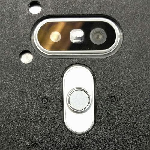 LG G5 capteur