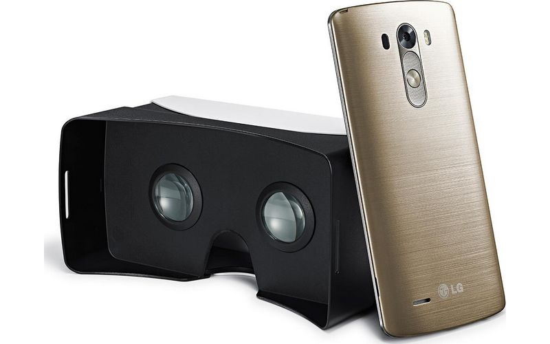LG G5 realite virtuelle