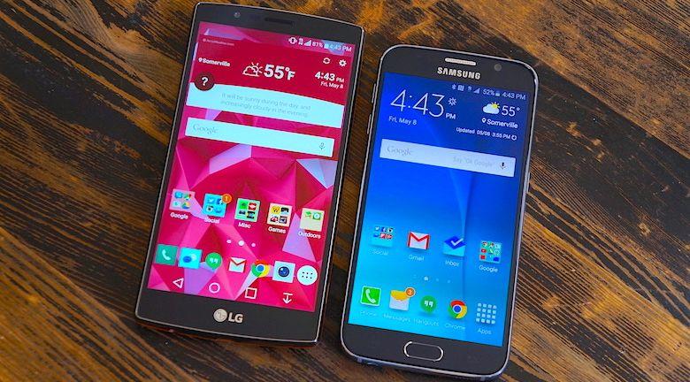 LG Galaxy S6