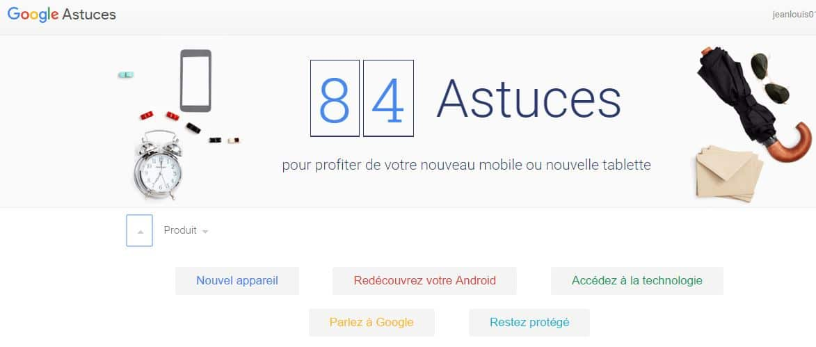 astuces google france