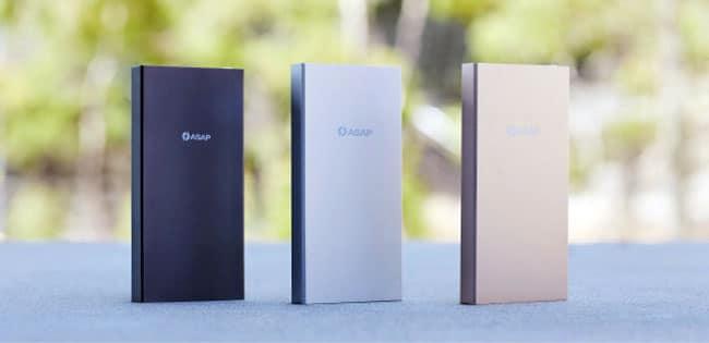chargeur batterie smartphone plus rapide monde