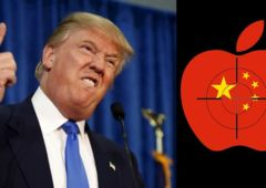 donald trump forcer apple usines usa