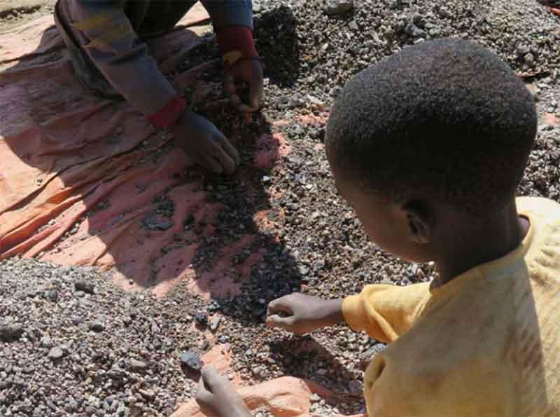 exploitation enfants afrique