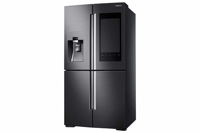 frigo connecte samsung