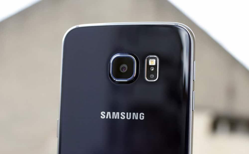 galaxy s6 edge appareil photo