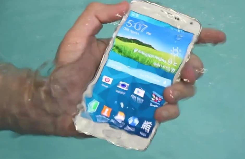 Galaxy S7 etanche