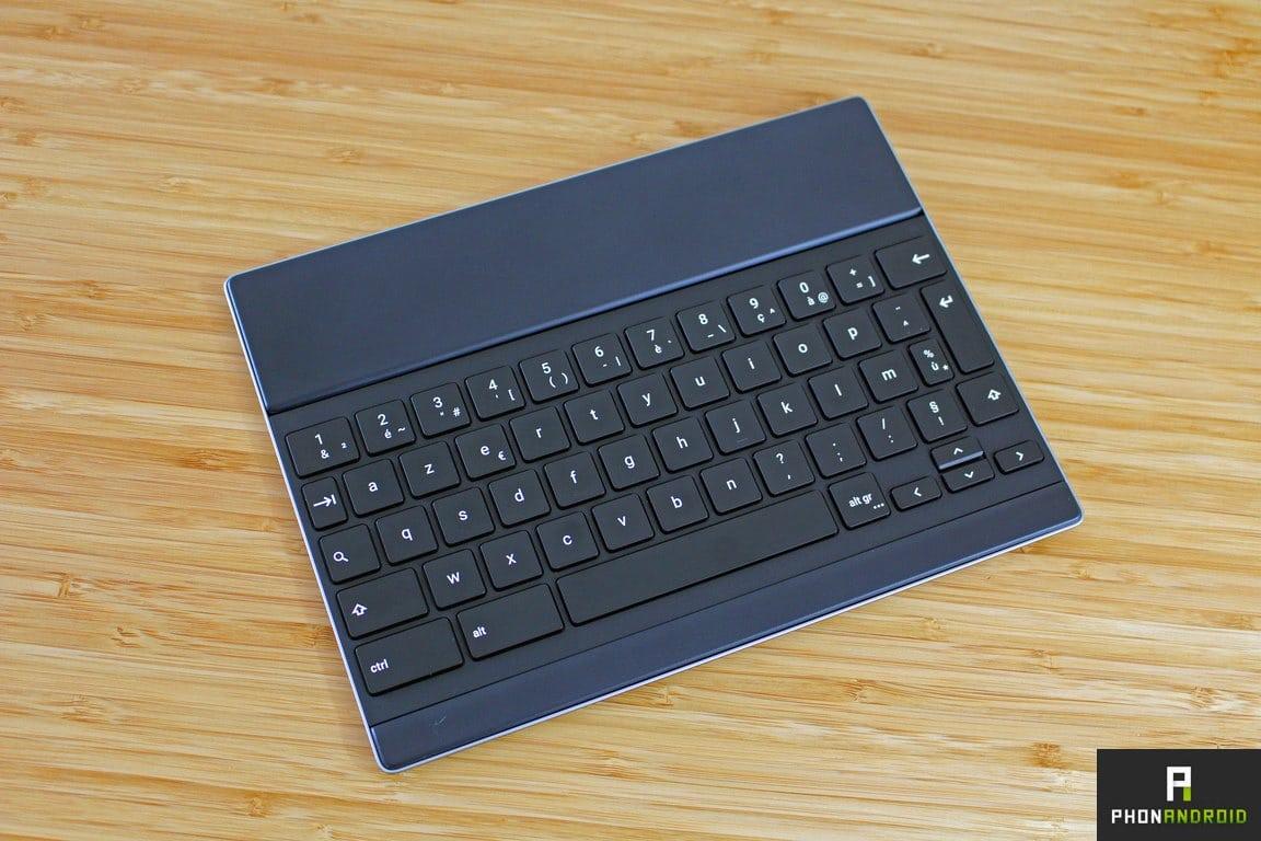 google pixel c clavier