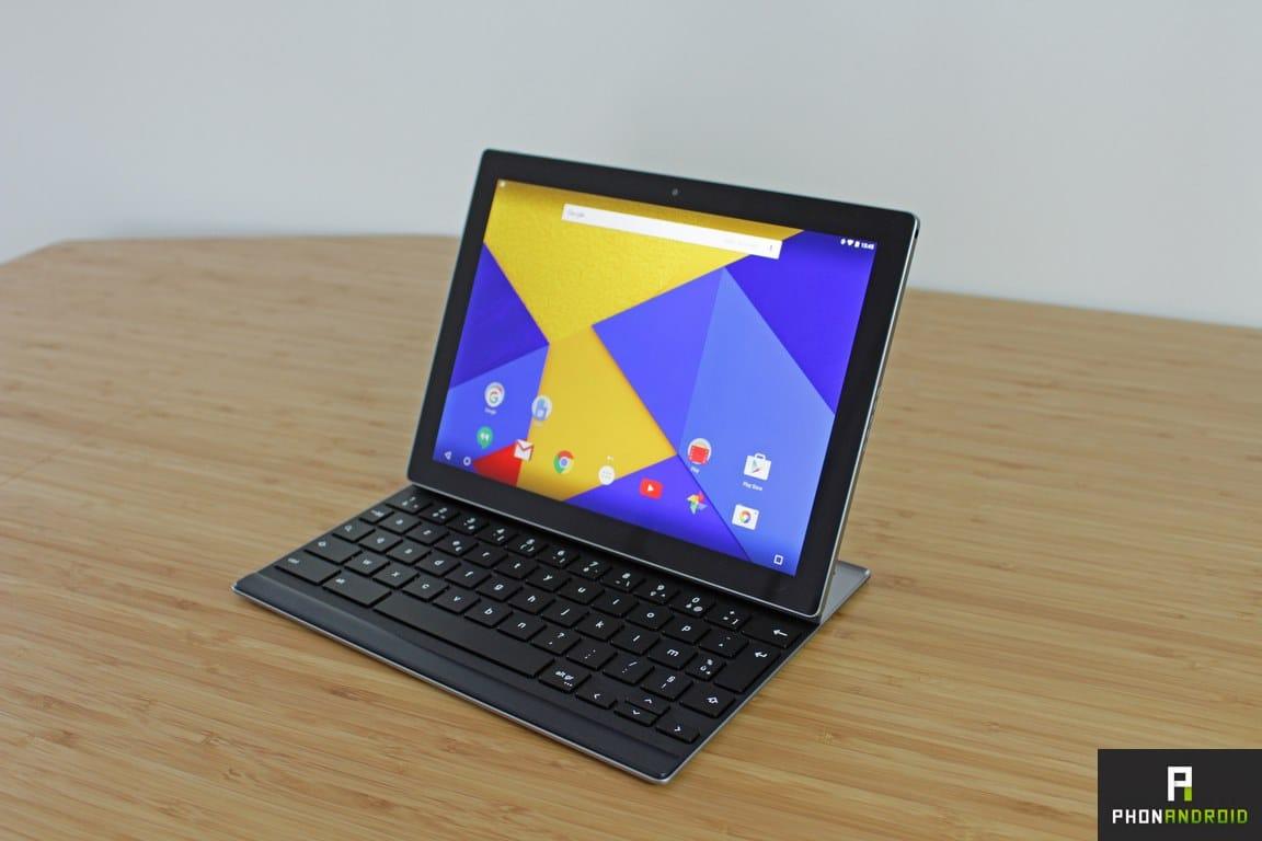 google pixel c design