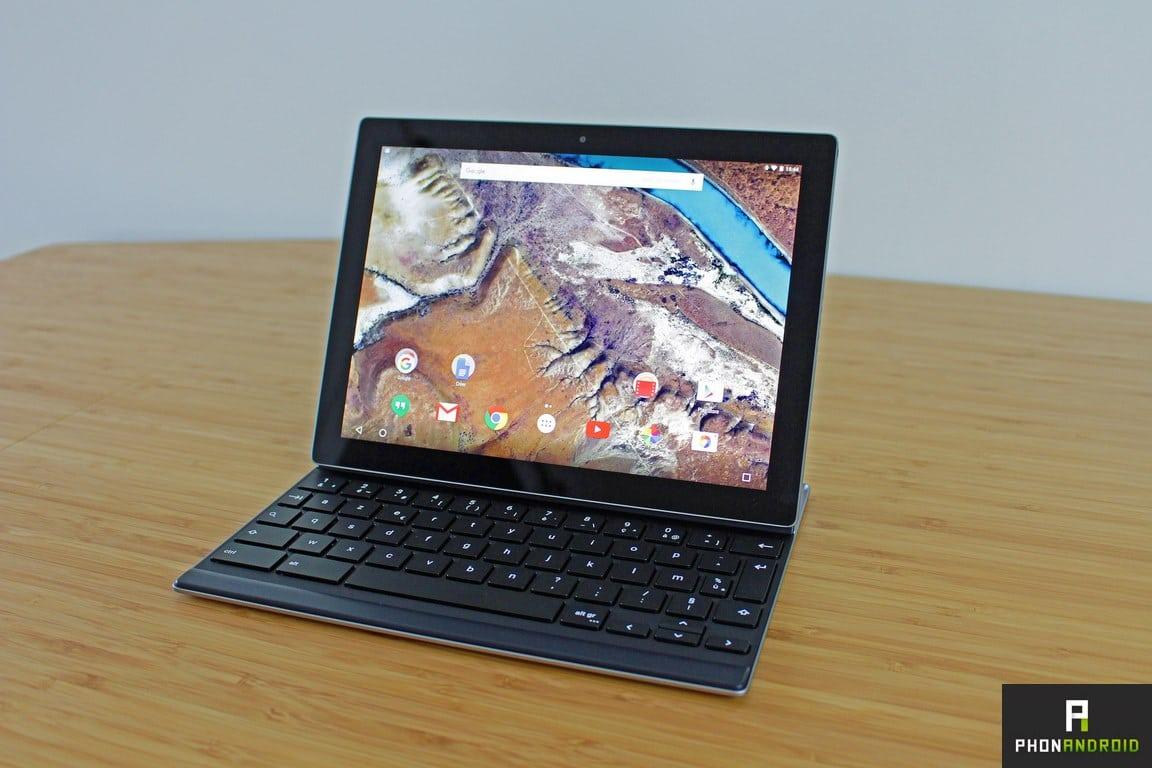 test google pixel c la meilleure tablette android. Black Bedroom Furniture Sets. Home Design Ideas