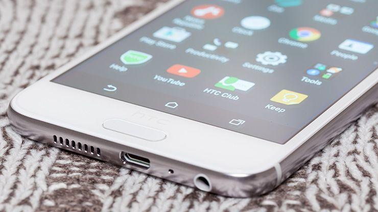 HTC One M10 design