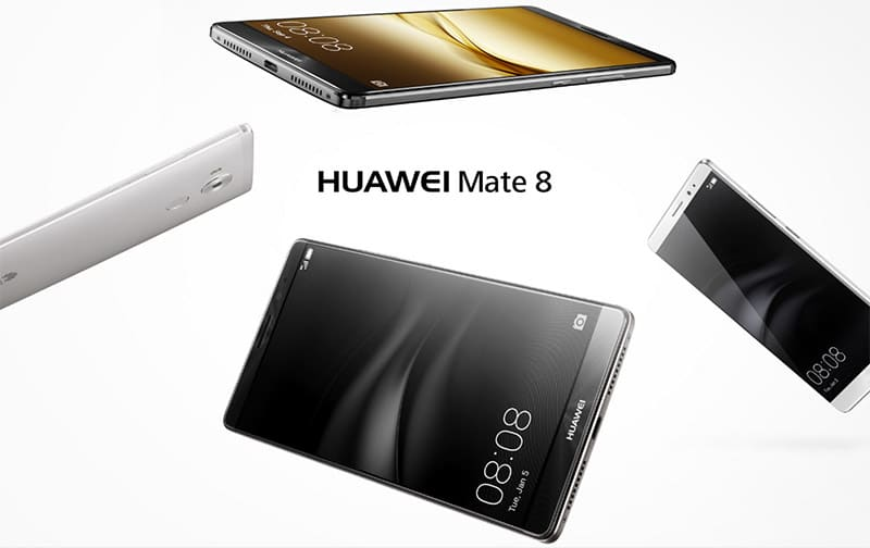 huawei mate 8 disponible france