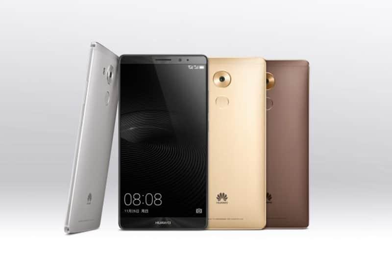 Huawei Mate 8 ventes