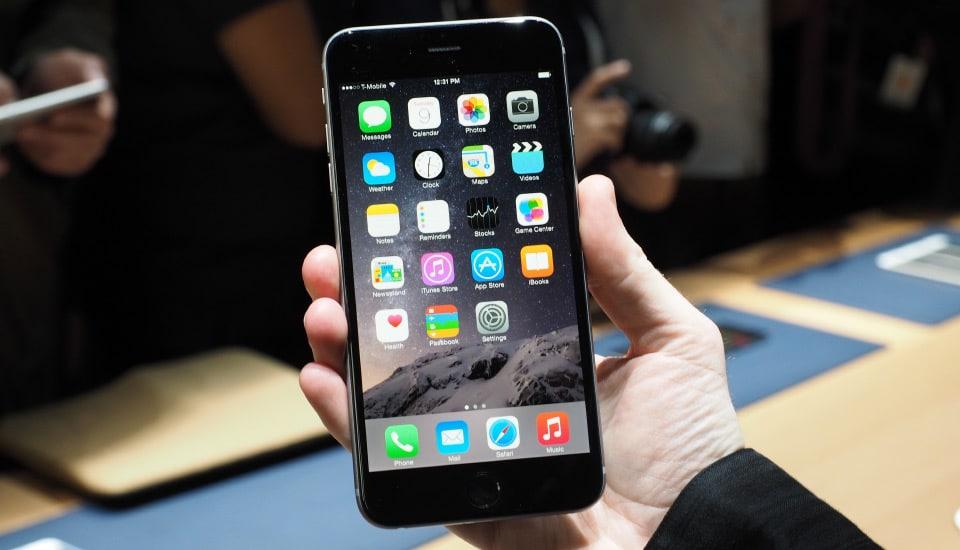 iPhone 6S Plus AnTuTu